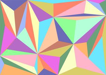 triangoli arlecchino