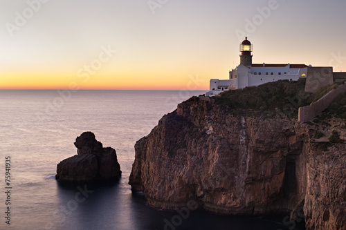 Famous Portugal lighthouse - 75941935