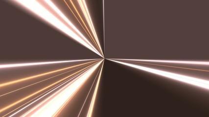 Metallic Background Rays