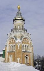 Свечная башня Борисоглебовского монастыря