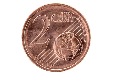 .Two euro cent
