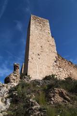 Turret of Miravet Castle