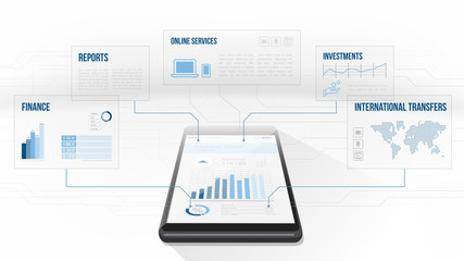 Financial data and technology