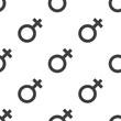 female, vector seamless pattern .