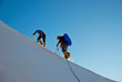 Winter alpine trekking - 75950185