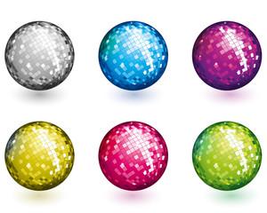 Disco Balls Kit