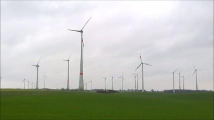 Windpark in Germany 01