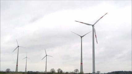 Windpark in Germany 02