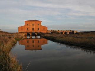 Water management building