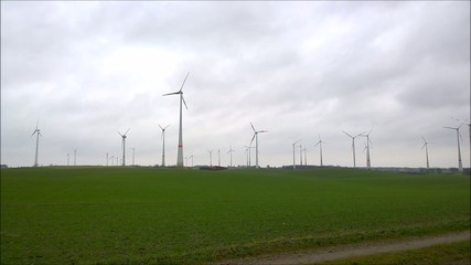 Windpark in Germany 03