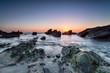 Sunset at Sharrow Point