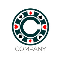 poker  logotype