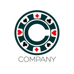 poker  logotype