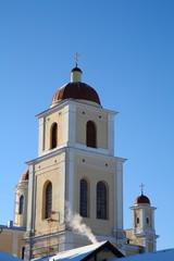 Church of the Holy Spirit,belfry