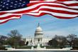 Leinwandbild Motiv Capitol Building U.S. Congress