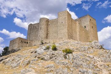 Castle of Segura de la Sierra, Jaen (Spain)