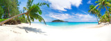 Photo: Panorama of the tropical beach in Thailand
