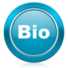 bio blue icon