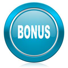 bonus blue icon