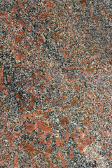 Red granite textured