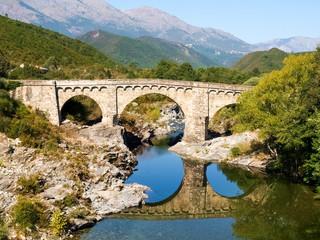 Tavignano gorges