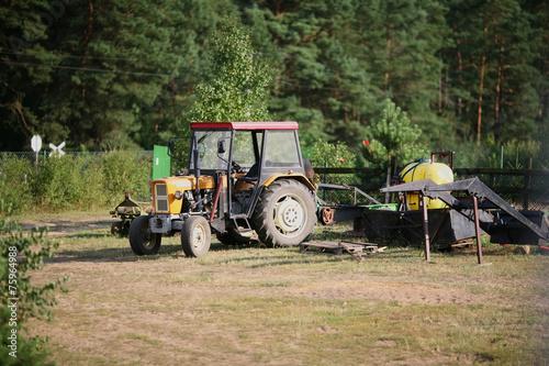 Ciągnik C-330 Traktor Trzydziestka - 75964988