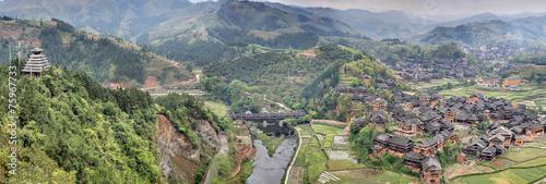 Chengyang Wind and Rain Bridge Scenic Area