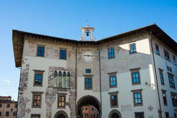 Torre del Conte Ugolino in Piazza dei Cavalieri, Pisa