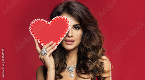 St. Valentine's Day. - 75968322
