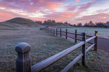 Royal mounds
