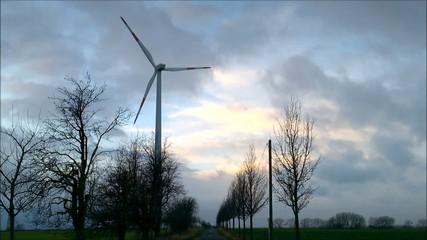 Windpark in Germany 06