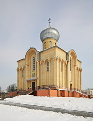 Cathedral of St. Peter and Paul in Vawkavysk