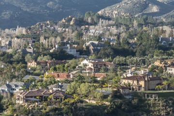 Hillside Mansions