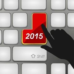 2015 This is new keyboard - 2015 Das ist neu Tastatur