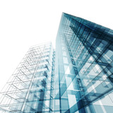 Abstract building - 75974189