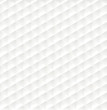 White geometric pattern modern background.