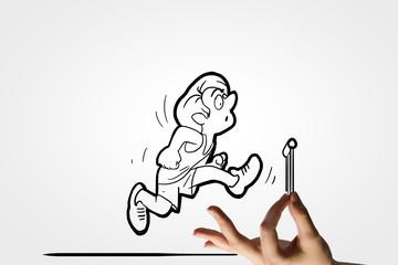 Steeplechase sport