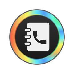 Colorful Web Icon