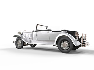 Cllasic vintage car - cabriolet