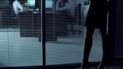 Company Spying