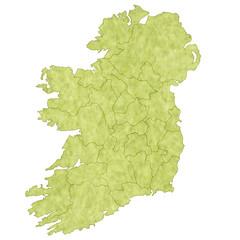 北アイルランド 地図 国