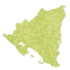 ニカラグア 地図 国