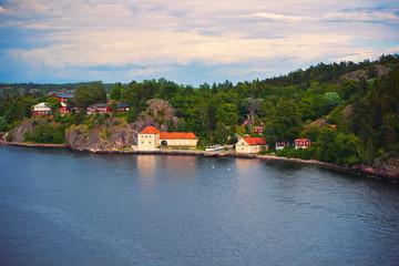 Stockholm islands