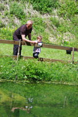 peche en étang