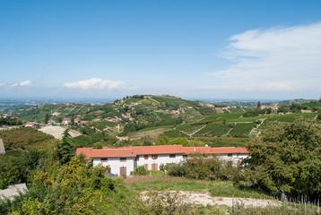 Italian Hills. Piedmont