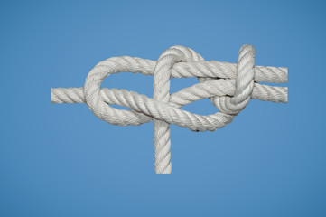 Sheet Bend Double Knot