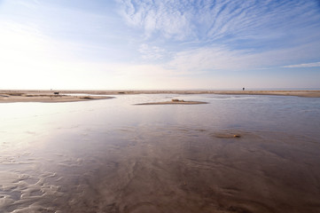 Beach of Amrum