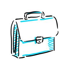 Office bag sketch