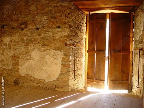 Aluminium Turkey Light and pray door-Efes-Selcuk-Sirince