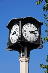 Stafford town clock © Arena Photo UK